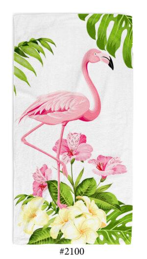 Хавлиена кърпа Flamingo