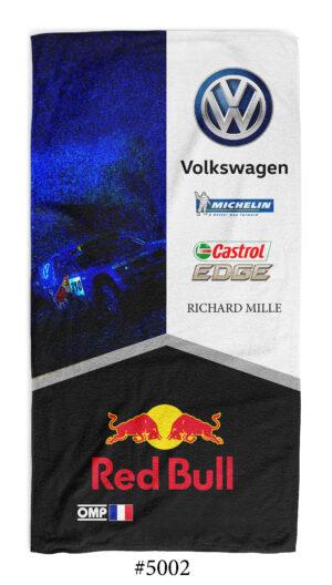 "Хавлиена Кърпа ""Vw Rally Dakar"""