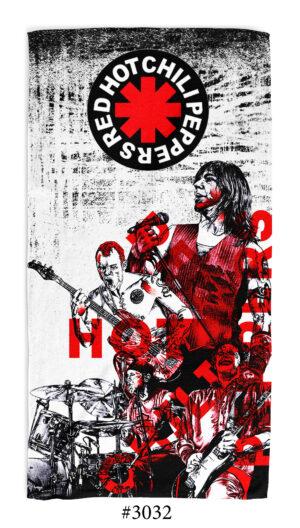 Хавлиена кърпа red hot chili peppers music fans