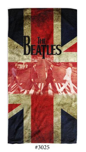 """Хавлиена Кърпа """"The Beatles"""" Музика"""