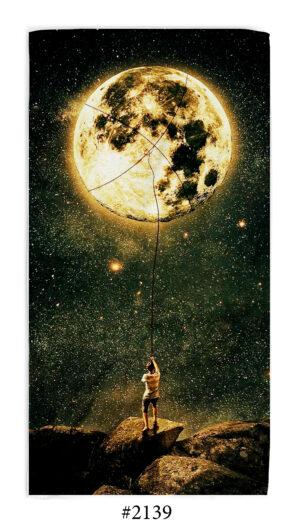 """Хавлиена Кърпа """"Moon"""""""
