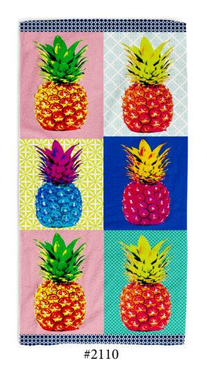 """Хавлиена Кърпа """"Pineapple Fruit"""""""