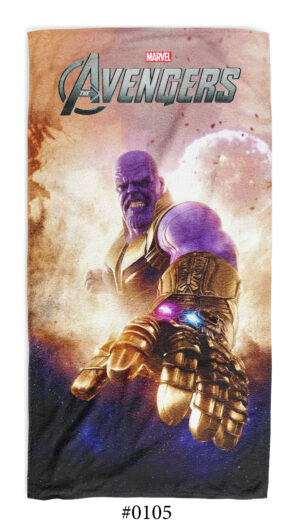 """Хавлиена Кърпа """"Thanos"""""""