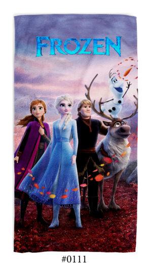 """Хавлиена Кърпа """"Frozen"""""""