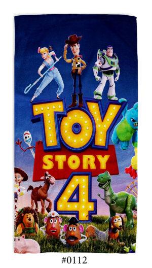"""Хавлиена Кърпа """"Toy Story"""""""