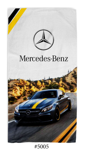 Хавлиена кърпа Mercedes