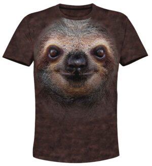 тениска sloths