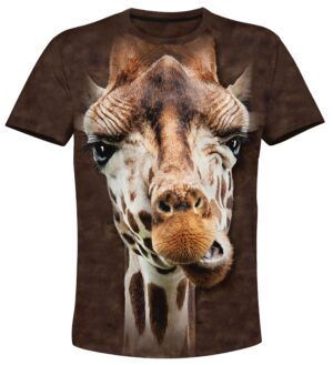 тениска giraffe