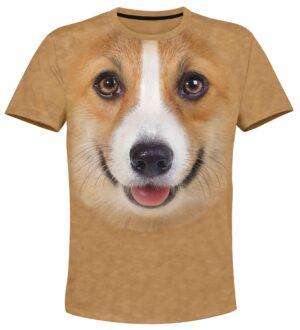 тениска dog