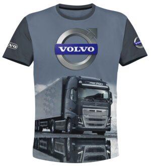 t-shirt volvo truck