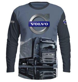 "Ватирана Блуза ""Volvo"" T016"