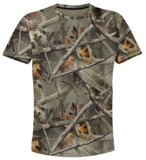 тениска камуфлаж