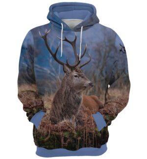 """Суичър """"Deer"""" F007"""