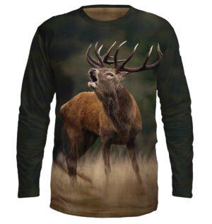 """Ватирана Блуза """"Deer"""" F009"""