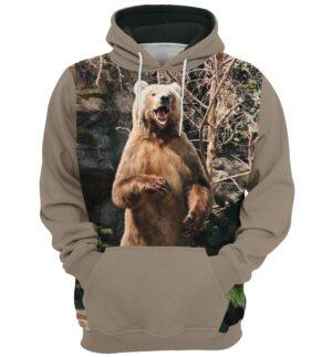 "Суичър ""Bear"" F012"