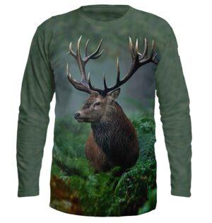 """Ватирана Блуза """"Deer"""" F013"""