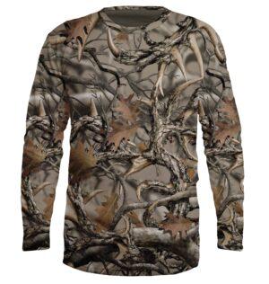 """Ватирана Блуза """"camouflage"""" F019"""