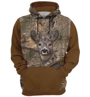 """Ватиран Суичър """"Deer"""" F024"""