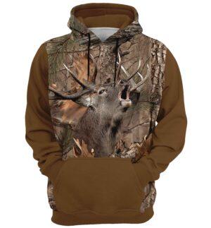 """Ватиран Суичър """"Deer"""" F027"""