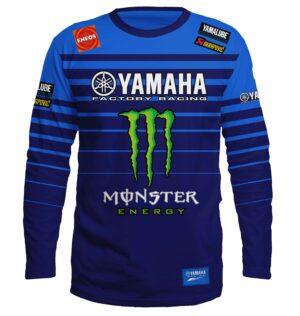 "Мото Блуза ""Yamaha"" M004"