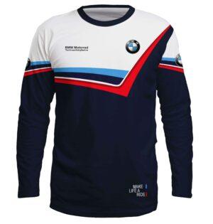 """Мото Блуза """"BMW"""" M006"""