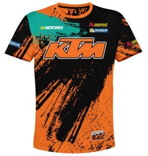 """Мото тениска """"KTM"""" M010"""