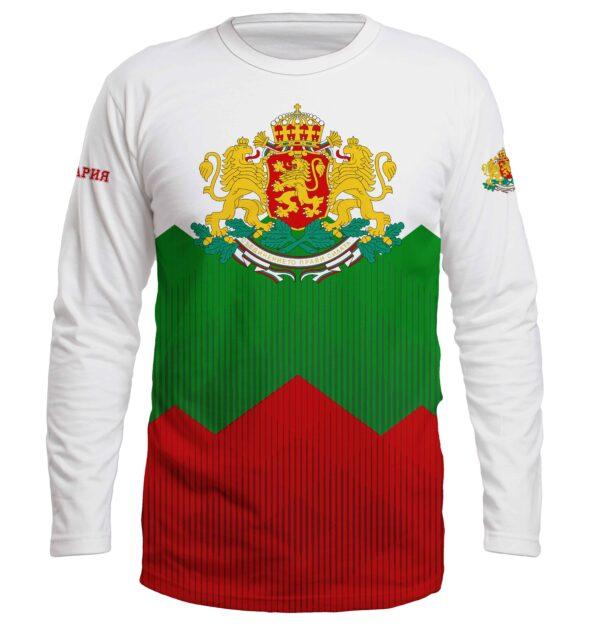 """Ватирана Блуза """"България"""" P010"""