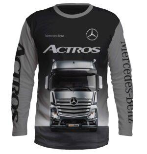 """Ватирана Блуза """"Mercedes-benz"""" T021"""