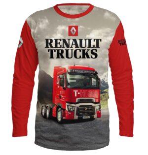 """Ватирана Блуза """"Renault"""" T023"""