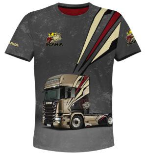 """Тениска """"SCANIA"""" T026"""