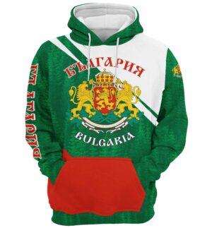 """Суичър """"България"""" P009"""
