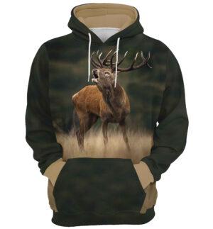 """Ватиран Суитшърт """"Deer"""" F009"""