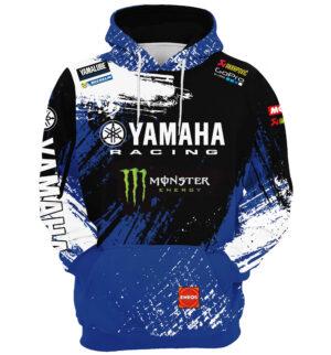 """Ватиран Суитшърт """"Yamaha"""" M008"""