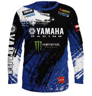 "Мото Блуза ""Yamaha"" M008"